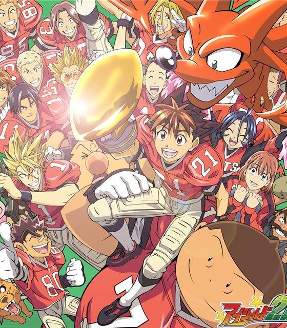 Перевод Eyeshield 21 команды Rikudou-Sennin Clan