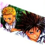 Get Backers перевод команды Rikudou-Sennin Clan
